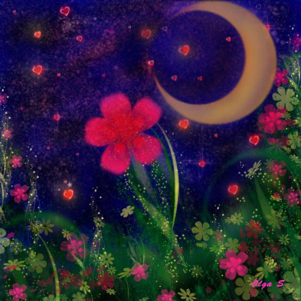 коллаж к сказке выполненый в фотошопе, автор Ольга Савченко Бастет
