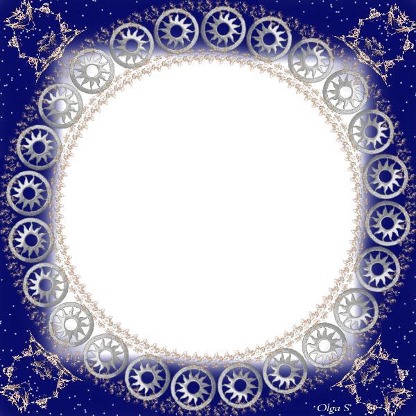 Мандала Волшебное зеркало