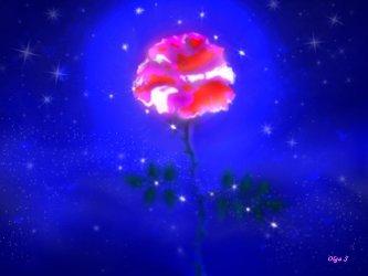 лунная роза