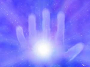 вселенная в ладони